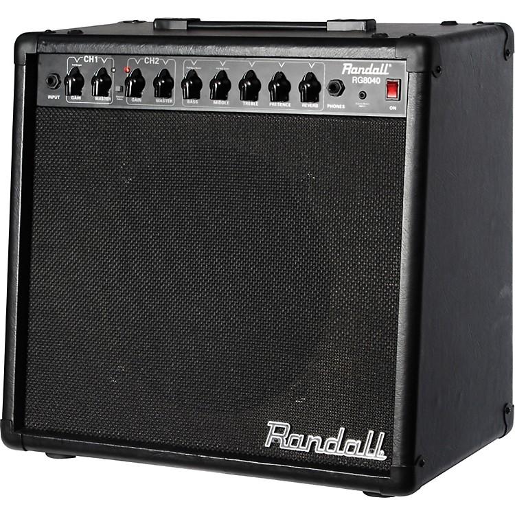 RandallRG8040 75W 1x12 Guitar Combo Amp