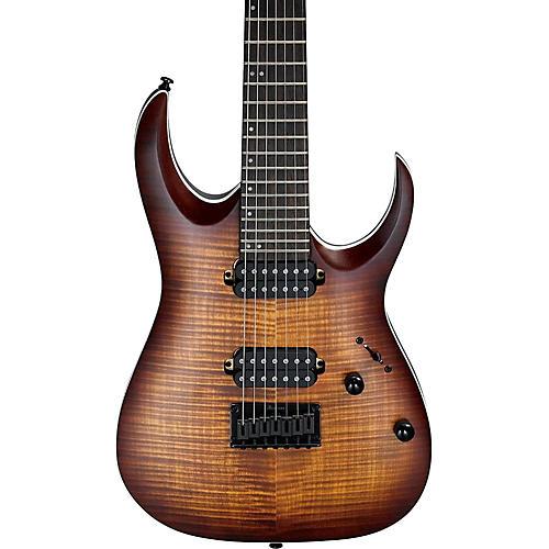 Ibanez RGA Series RGA742FM 7-String Electric Guitar-thumbnail