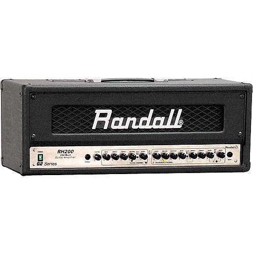 Randall RH200G2 200W Amp Head