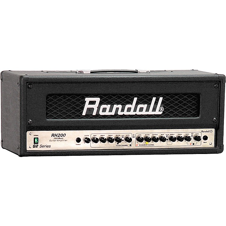 RandallRH200G2 200W Amp Head