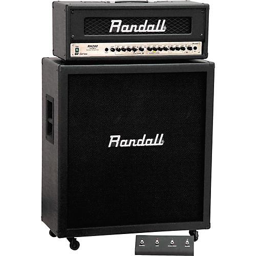 Randall Rx120rh And Rx412 Half Stack : randall rh200g2 rs125cx half stack musician 39 s friend ~ Hamham.info Haus und Dekorationen
