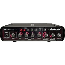 Open Box TC Electronic RH750 750W Bass Amp Head