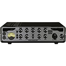 Ashdown RM-800-EVO Rootmaster 800W Bass Amp Head Black and Silver