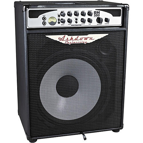 Ashdown RM-C115T-500-EVO Rootmaster 500W 1x15 Bass Combo Amp