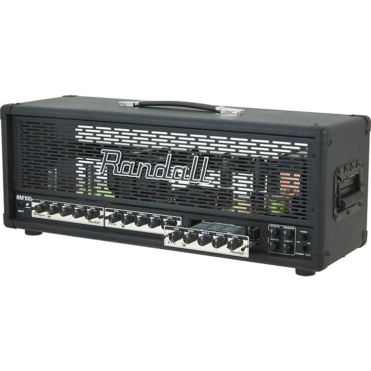 RandallRM100M Empty 3 Module 100W Guitar Amp Head