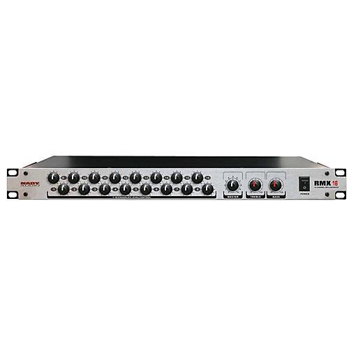Nady RMX-16 Rack Microphone / Line Mixer