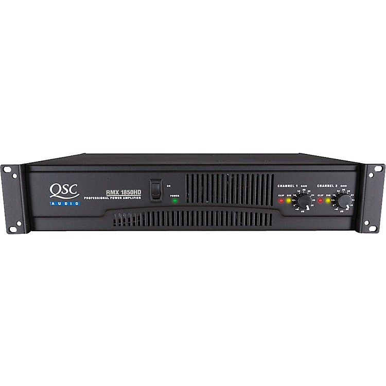 QSCRMX 1850HD Power Amp