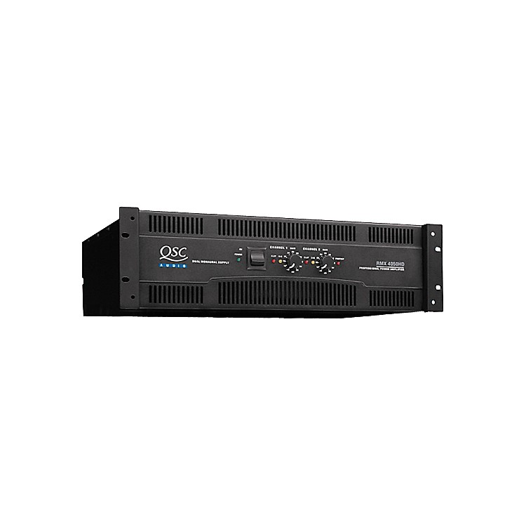 QSC RMX 4050HD 2-Channel Power Amplifier