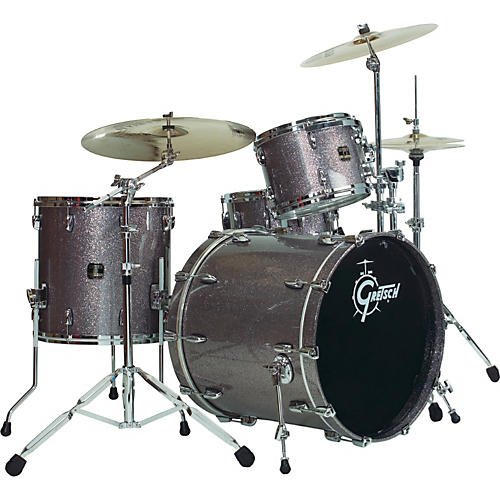 Gretsch Drums RN-M024 Renown Maple 4 Piece Shell Pack Drum Set-thumbnail