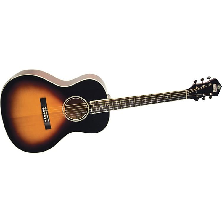 Recording KingRNJ-16 Century Jubilee Troubador Acoustic Guitar