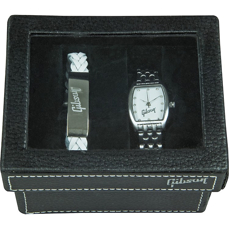 Gibson ROCK SET Watch and Bracelet Set