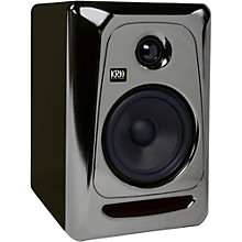 KRK ROKIT 5 G3 Powered Studio Monitor, Electric Silver Limited Edition Level 1