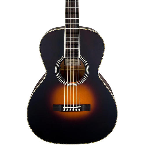 gretsch guitars roots collection g9531e gcfsr style 3 double 0 grand concert acoustic electric. Black Bedroom Furniture Sets. Home Design Ideas
