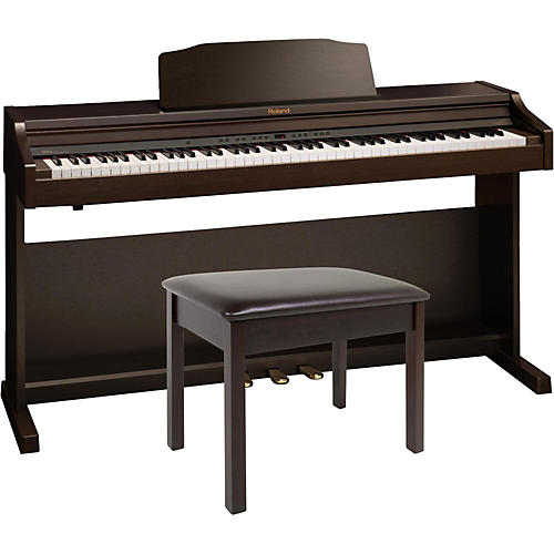 Roland RP-401R Digital Piano with Bench Rosewood