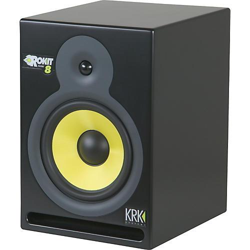 KRK RP-8 Rokit Powered 8 Reference Studio Monitor