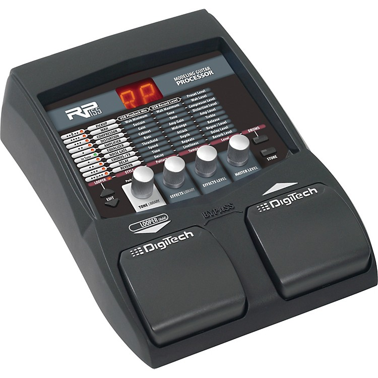 DigiTech RP155 Guitar Multi Effects Pedal