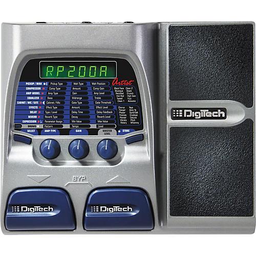 DigiTech RP200A Modeling Guitar Processor-thumbnail