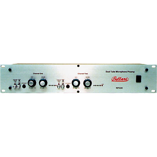 Rolls RP220 Dual Tube Preamp