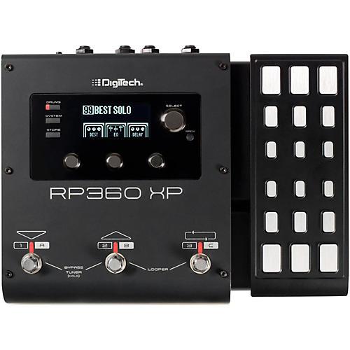 digitech rp360xp guitar multi effects pedal musician 39 s friend. Black Bedroom Furniture Sets. Home Design Ideas