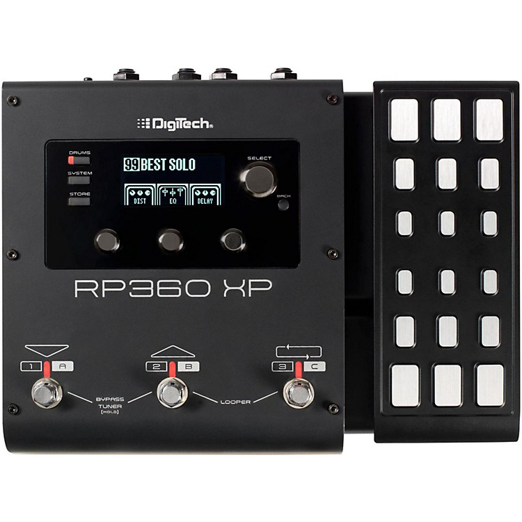 DigiTechRP360XP Guitar Multi-Effects Pedal