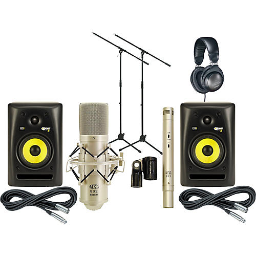 Musician's Gear RP5 992/993 Studio Package-thumbnail