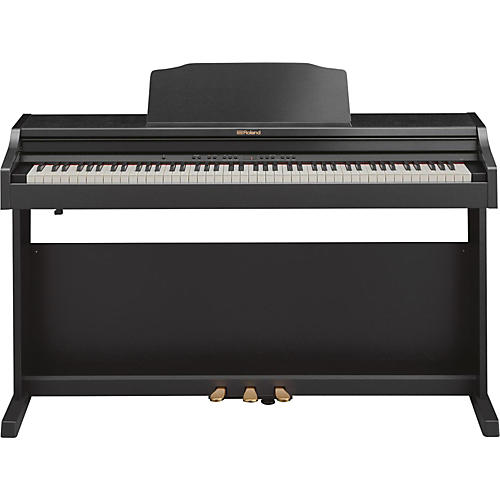 Roland RP501R Digital Home Piano with Bench Contemporary Black-thumbnail