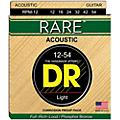 DR Strings RPM-12 Light RARE Phosphor Bronze Acoustic Guitar Strings