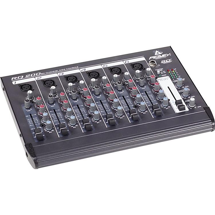 PeaveyRQ200 6-Channel Mixer