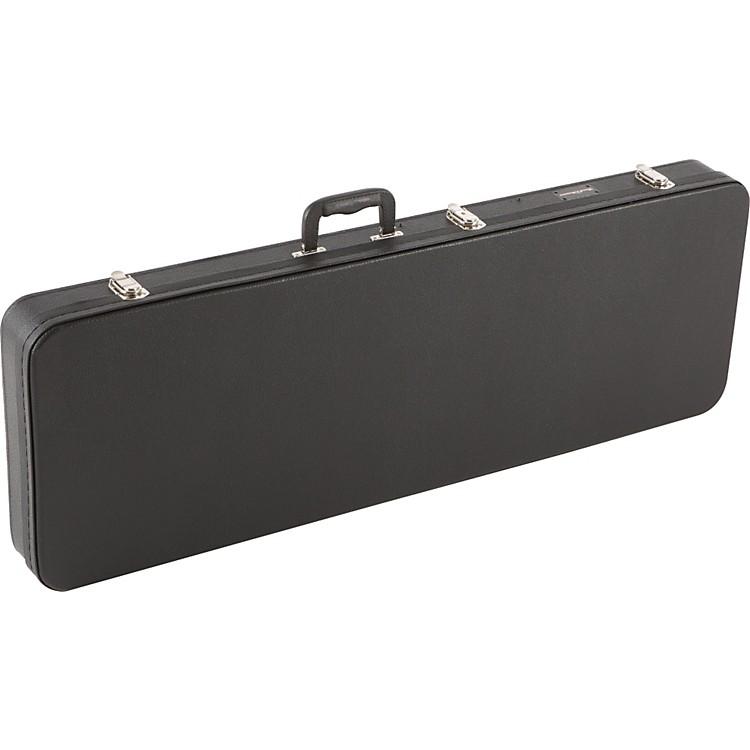 Road RunnerRRDWE Deluxe Wood Electric Guitar Case -