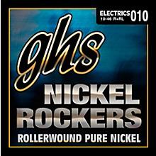 GHS R+RL Nickel Rockers Roundwound Light Electric Guitar Strings