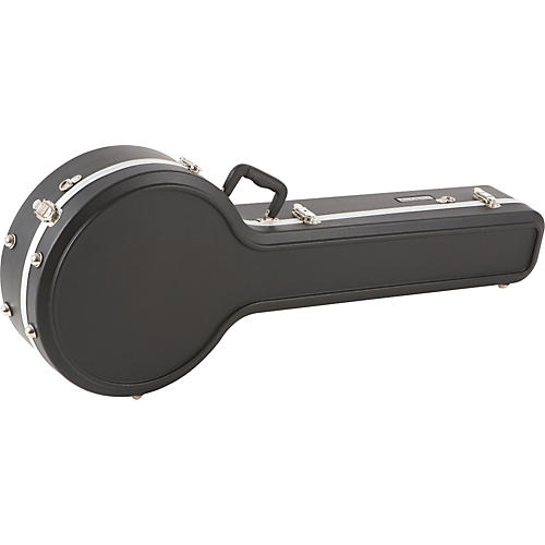 Road Runner RRMBJO ABS Molded Banjo Case