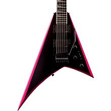 RRXMG Rhoads X Series Electric Guitar Black with Pink Bevels