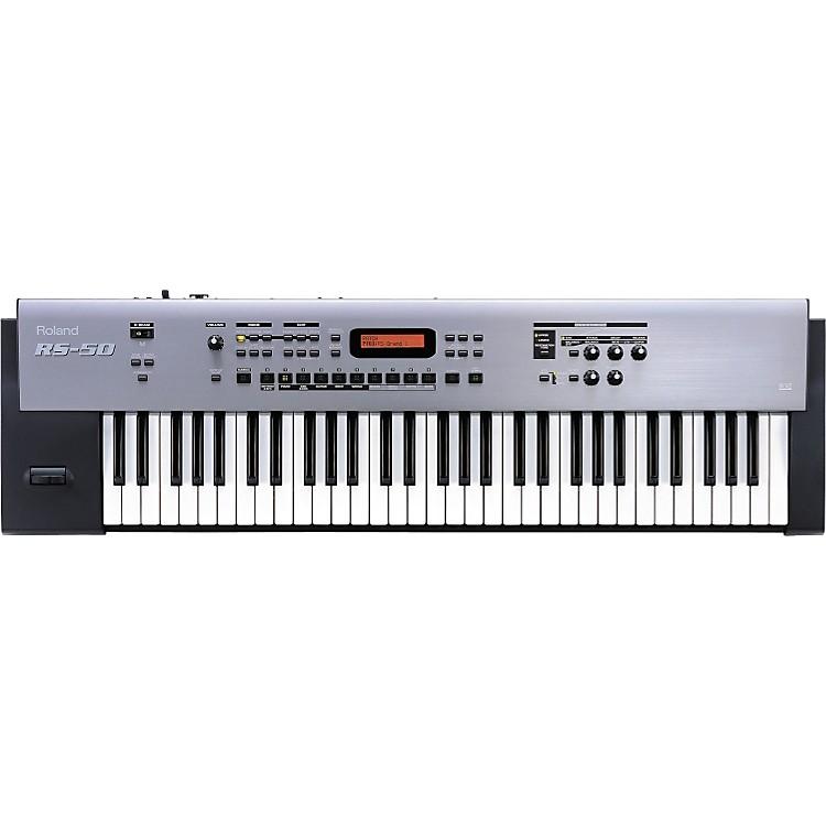 RolandRS-50 61-Key, 64-Voice Synthesizer