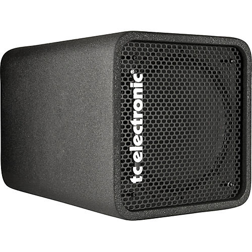 TC Electronic RS112 200W 1x12 Bass Speaker Cabinet Black