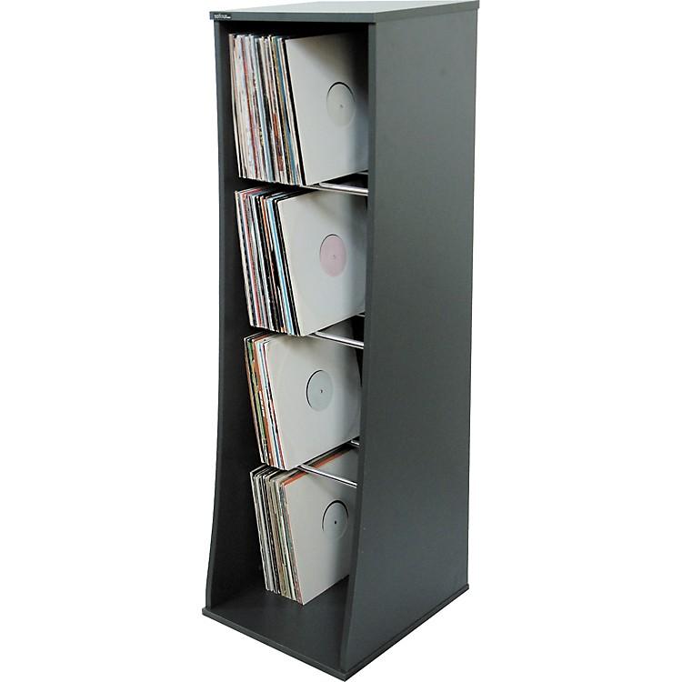 SefourRS300 500 LP Vinyl Storage UnitBlack