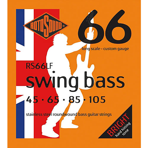 Rotosound RS66LF Bass Strings-thumbnail