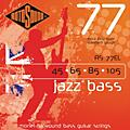Rotosound RS77EL Jazz Bass Monel Flat Wound Strings thumbnail