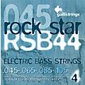 Galli Strings RSB44 ROCKSTAR Medium Bass Strings 45-105  Thumbnail