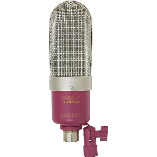 Nady RSM-1 Ribbon Studio Microphone