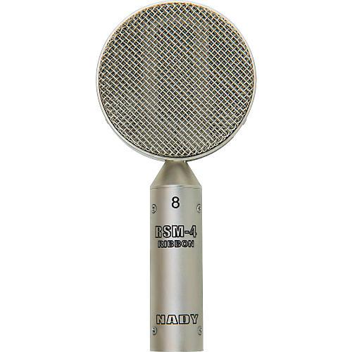 Nady RSM-4 Ribbon Studio Microphone