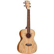 Open Box Manuel Rodriguez RTUSM Spalted Maple Tenor Ukulele