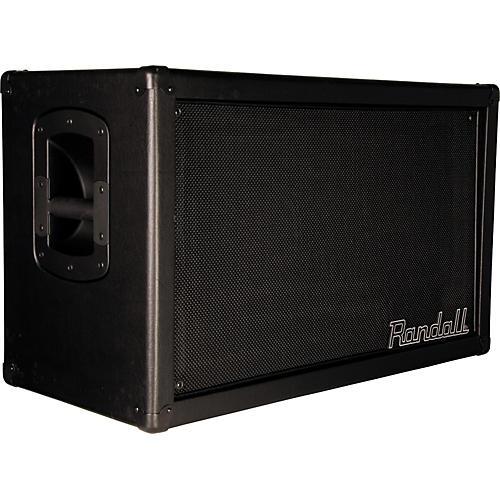 Randall RV Series RV212 120W 2x12 Guitar Speaker Cabinet Black