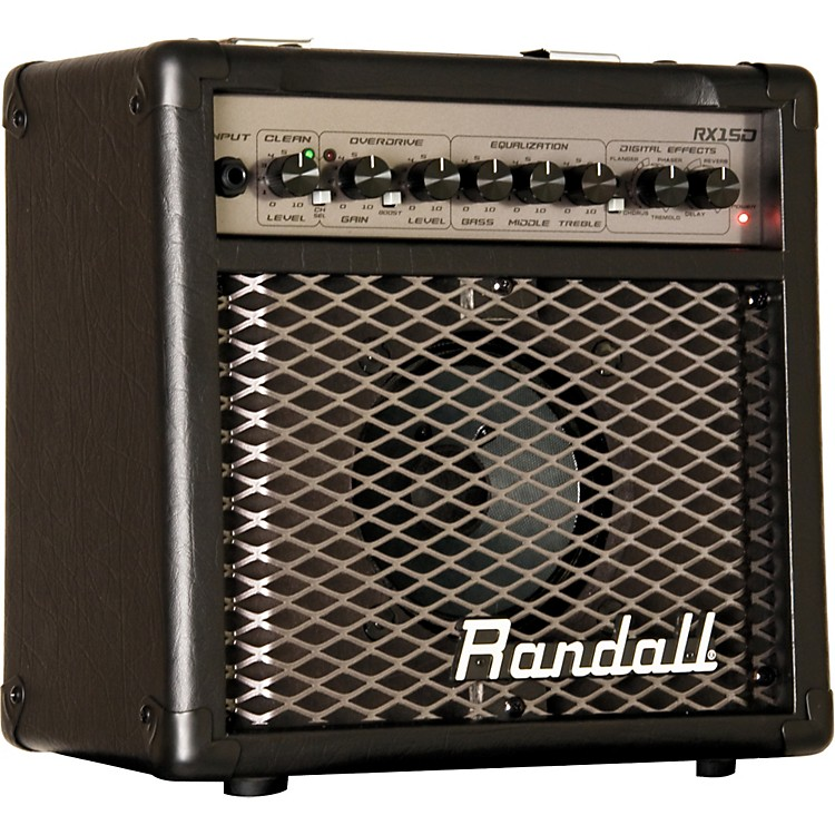 Randall RX Series RX15DM 15W 1x6.5 Guitar Combo Amp
