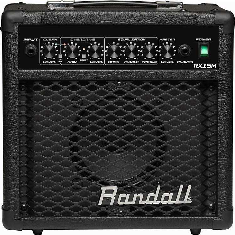 RandallRX Series RX15M 15W 1x6.5 Guitar Combo Amp