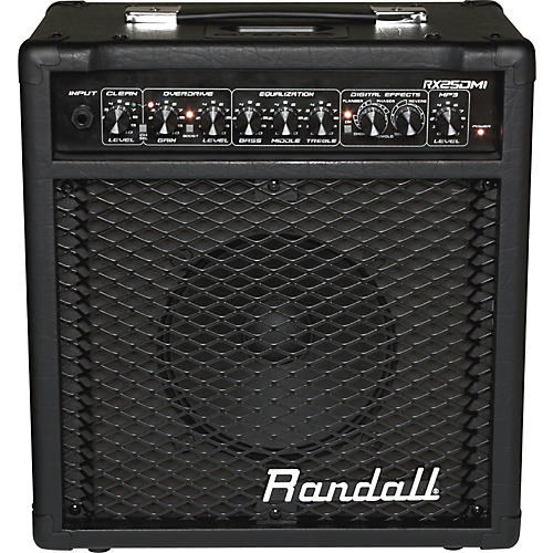 Randall RX Series RX25DMI 25W 1x10 Guitar Combo Amp