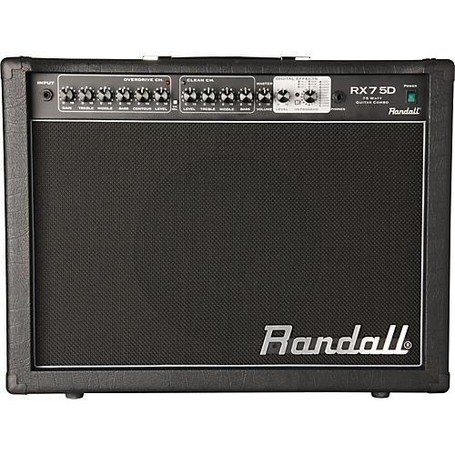 Randall RX Series RX75D 75W 1x12 Guitar Combo Amp