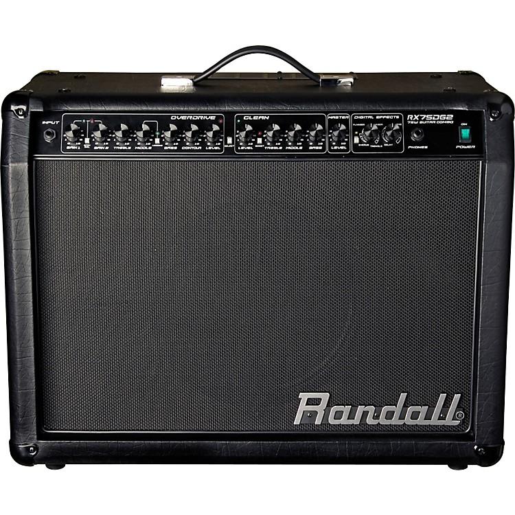 Randall Combo Amp : randall rx series rx75dg2 75w 1x12 guitar combo amp musician 39 s friend ~ Russianpoet.info Haus und Dekorationen
