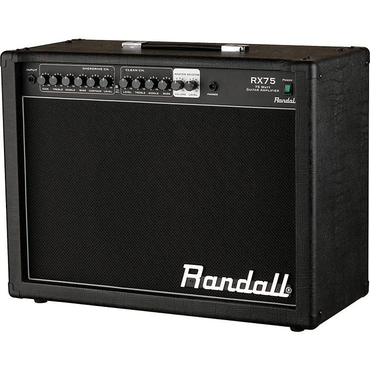 Randall RX Series RX75R 75W 1x12 Guitar Combo Amp