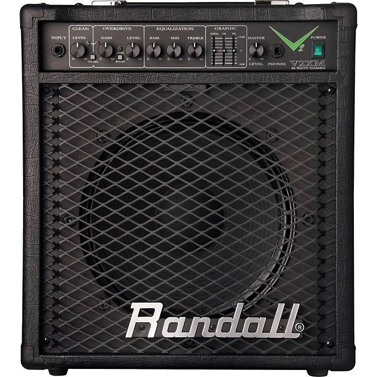 RandallRX Series V2XM 30W 1x12 Guitar Combo Amp