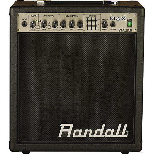 Randall RX Series VMX30 30W 1x12 Guitar Combo Amp-thumbnail